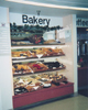 The bakery section at Market Square Cafeteria
